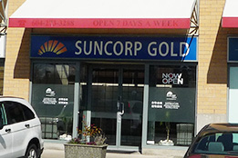 Suncorp Gold