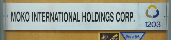 Moko International Holdings Corp.