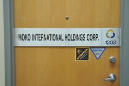Moko International Holdings Corp.